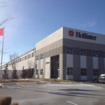Hollister headquarter roofing