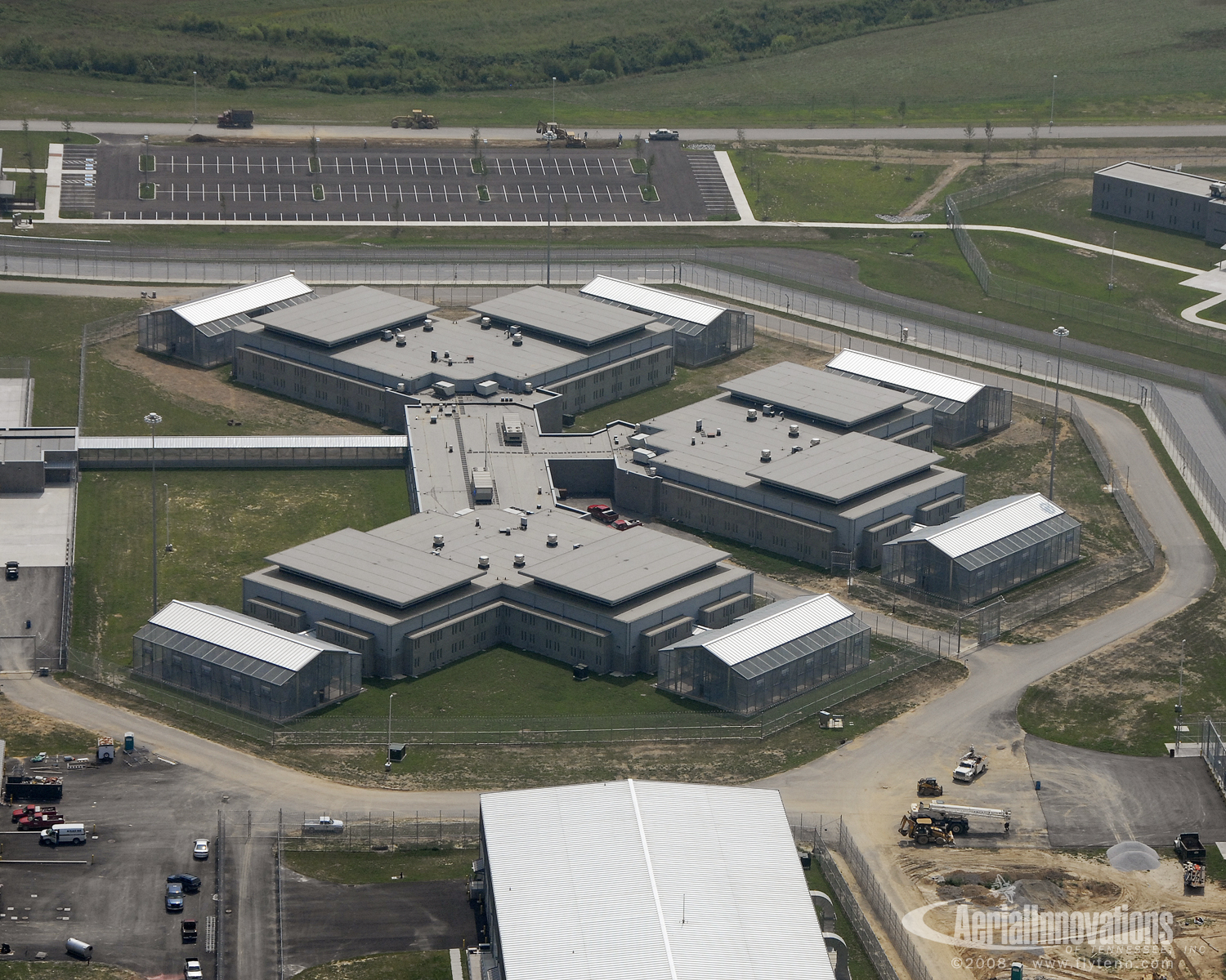 Morgan County Correctional Complex, government roofing and construction contractors