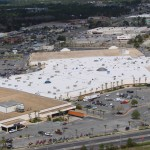 Retail roofing services
