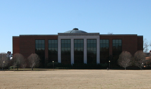 University of Memphis, educational roofing contractor